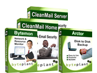 Byteplant - CleanMail Server, CleanMail Hosted Email Security, CleanMail Home, CleanMail Home 台灣/亞洲 總代理, 總經銷, 代理, 經銷